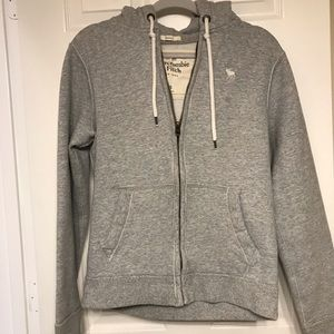 Abercrombie and Fitch muscle hoodie/sweatshirt